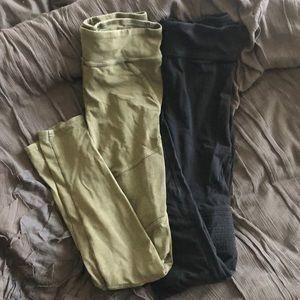Moto legging bundle